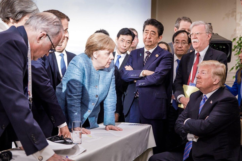 Трамп и G7